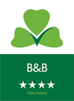 Failte Ireland four star B&B Ireland